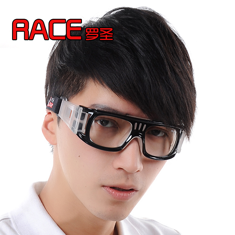 St. lo sport mirrors pc sports football basketball glasses myopia glasses frame goggles protective glasses frame