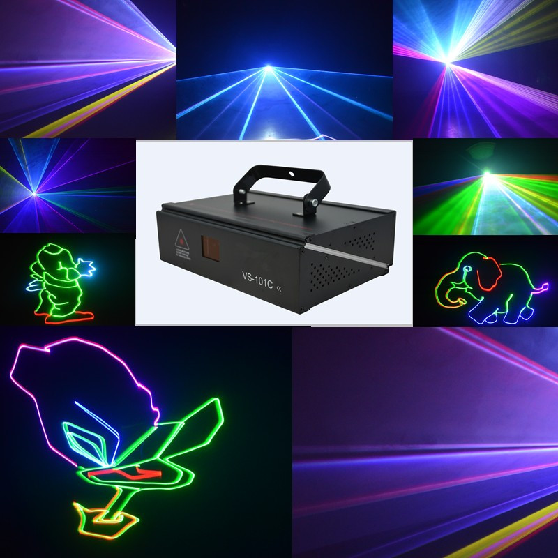 Stage lighting 400MW full color animation laser light ktv rooms laser light bar laser light rooms