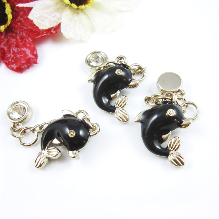 [Star] cute accessories 300-pound ladieswear decorative chain small pendant jewelry pendant slider pull tab