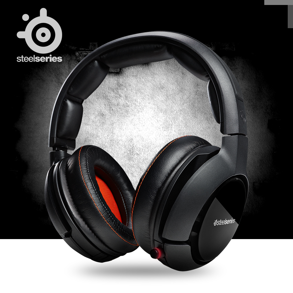 China Steelseries Siberia Shopping Guide 350 Black Get Quotations Race Core Headset X800 Wireless Gaming Dolby Sound