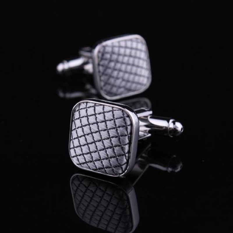 Still hunting return of the king-french shirt cuff cufflinks cufflinks men's gray