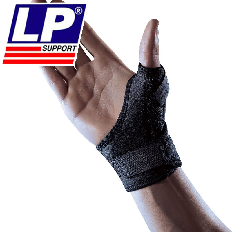 Suitable for genuine lp thumb sprain wrist finger guard high pressurized breathable wrist thumb lp563ca fitness
