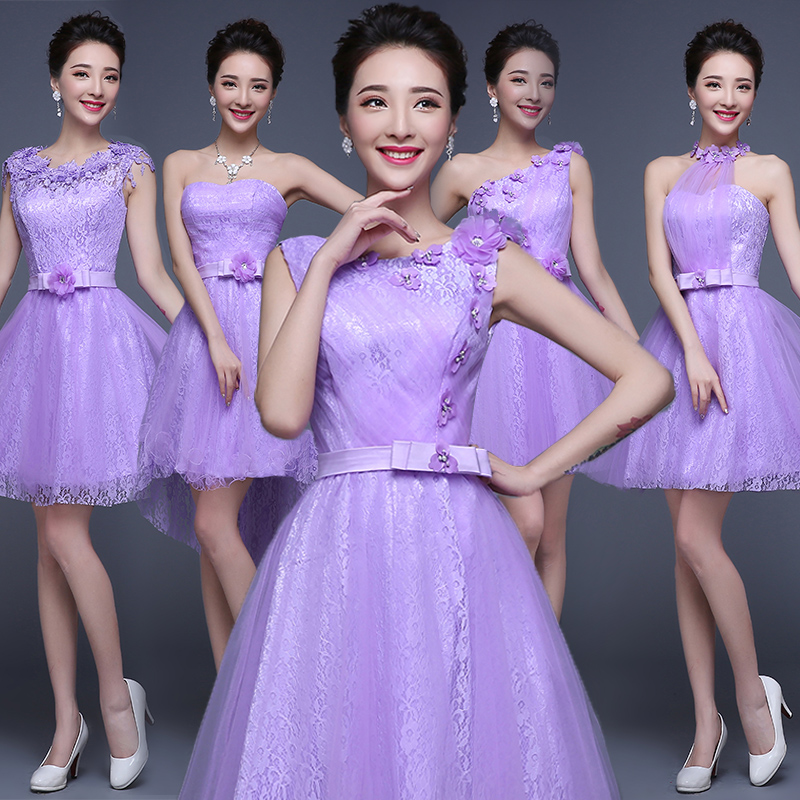 China Purple Wedding Dress, China Purple Wedding Dress Shopping ...