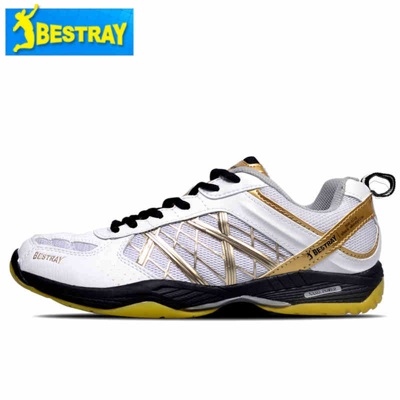 Summer breathable men's badminton shoes slip damping authentic cybex sharp sports shoes running shoes