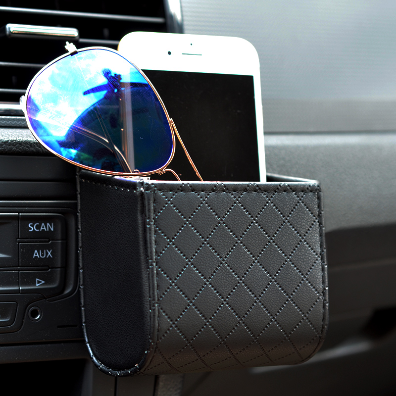Summer new car phone box outlet zhiwu dai glove box bag business phone suction cup supplies