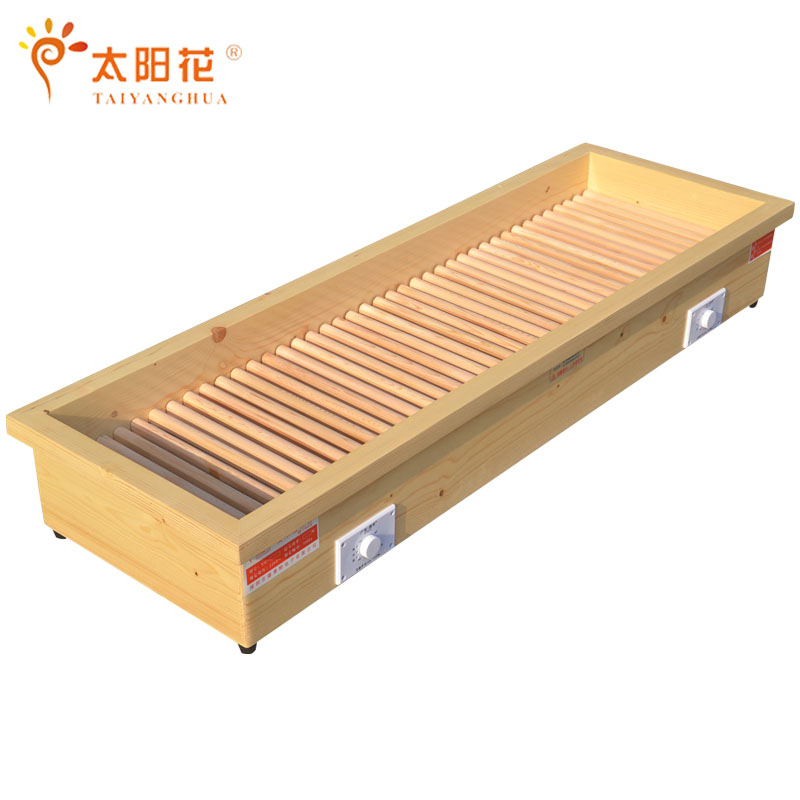 Sunflowers YG-150B wood heater foot warmers long grilled roasted barrel stove warming himself boxes foot heater heating home