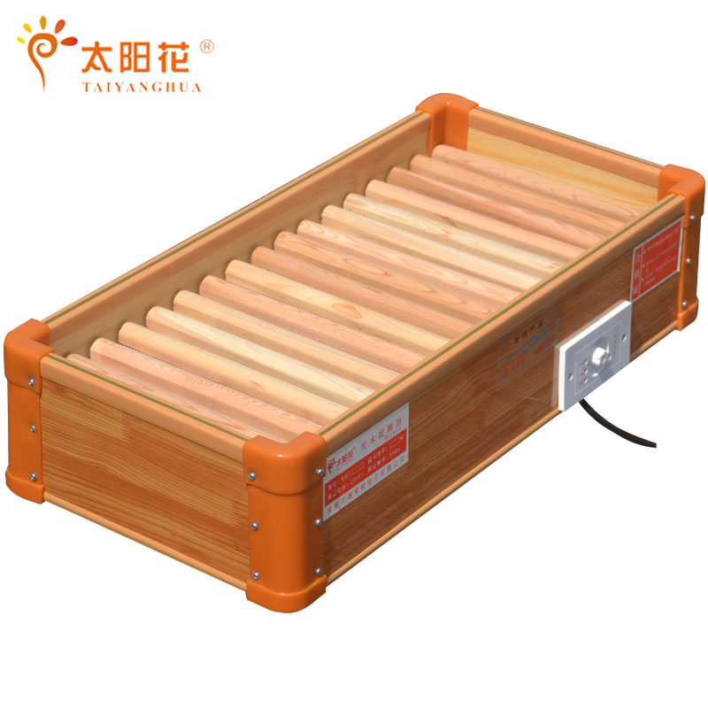 Sunflowers YG-70A solid wood heater foot warmers roast box foot warmers electric stove fire roasted barrel stove household saving