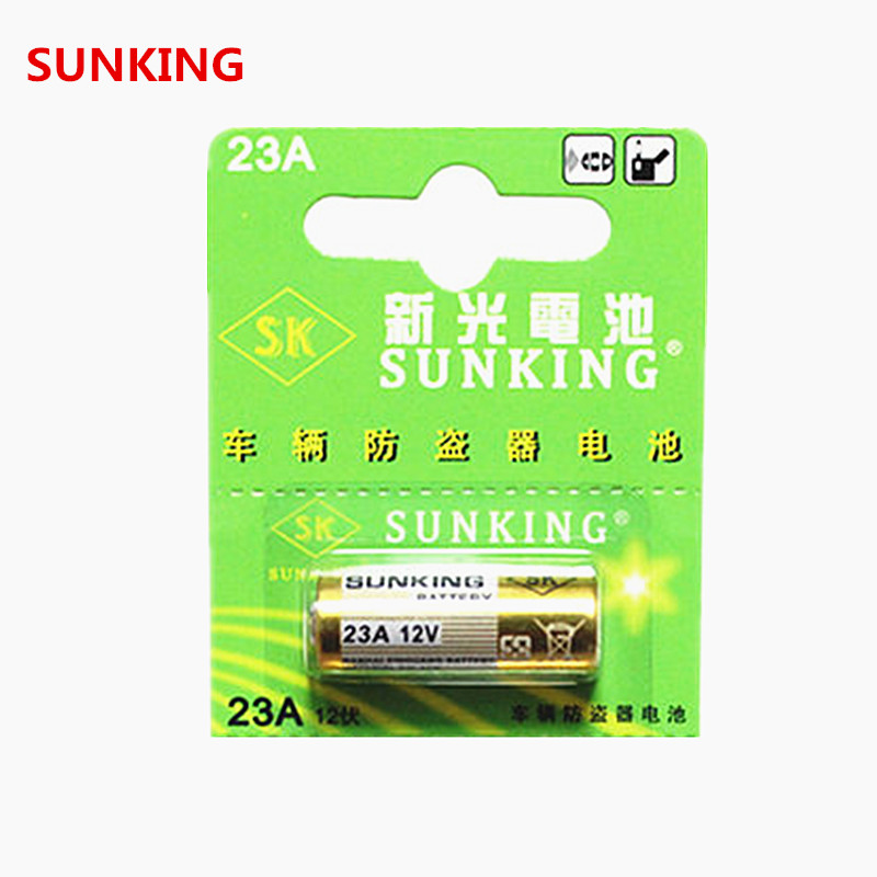 Sunking sunbeam 12 v 23a battery electric roller shutter door remote control battery