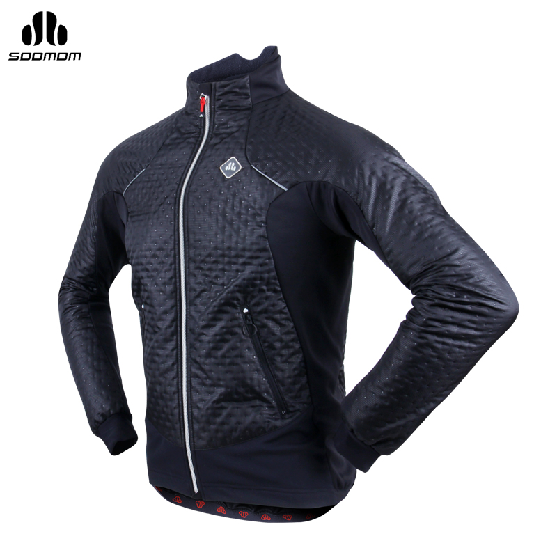 Super league lance sobike winter thick warm fleece jersey long sleeve cycling jersey shirt male snowy ii