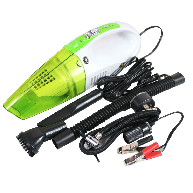 Super strong suction power car vacuum cleaner car air pump car with the use of more power can cheer dual car