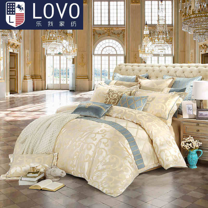 [Supermarket] lynx survivin music i company produced carolina textile jacquard bedding eight suites mira