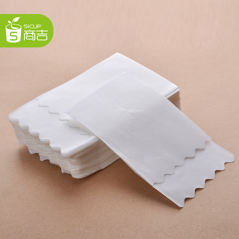 Suppliers kat japanese fan true color printing paper towel napkins dislocation dining towel hotel supplies 1 packs of tissues