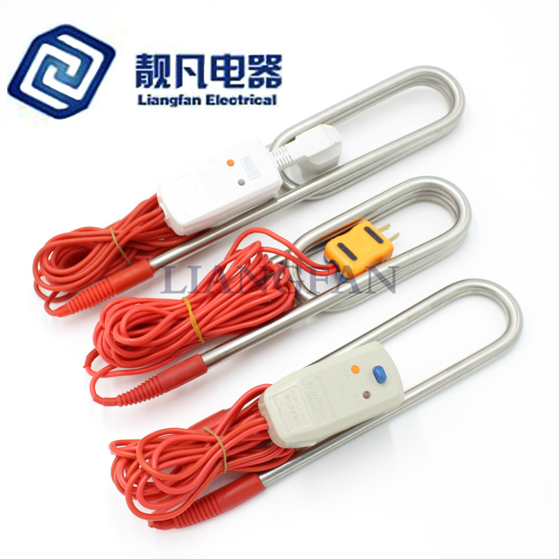Swimming pool heater electric heating tube tub tub tub diving submersible electric tube heater electric rods 5,10