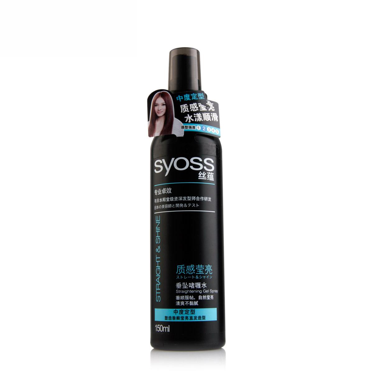 Текстурирующий спрей для волос syoss