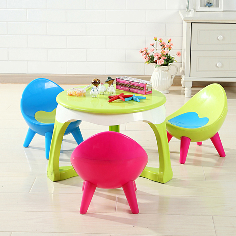 Tables and chairs for children suit baby nursery baby learning to draw and write table chair child child student desk table game table