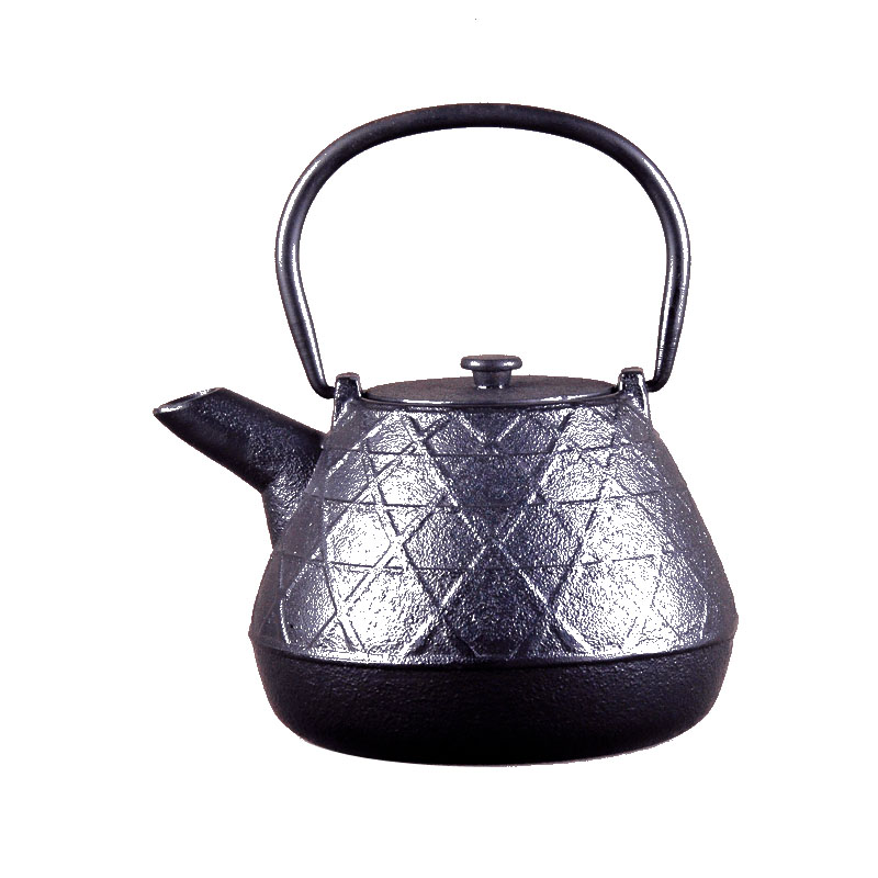 Tag heuer posture foreign trade of the original single export ml black cast iron teapot cast iron teapot old iron kettle boiling teapot crafts