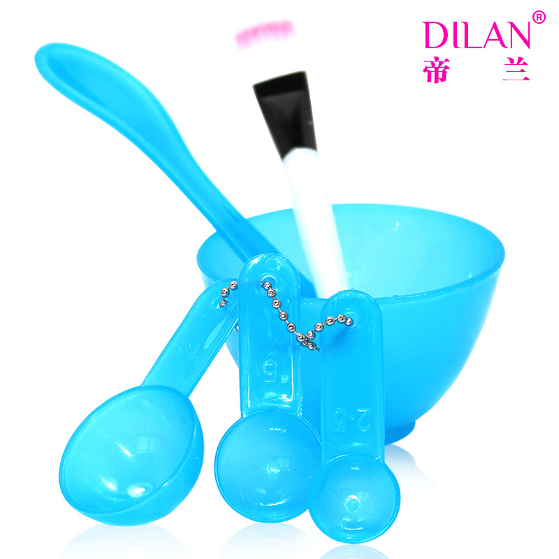 Tai lan beauty mask beauty tools 4 set containing bubble compression mask mask mask bowl stick brush meter