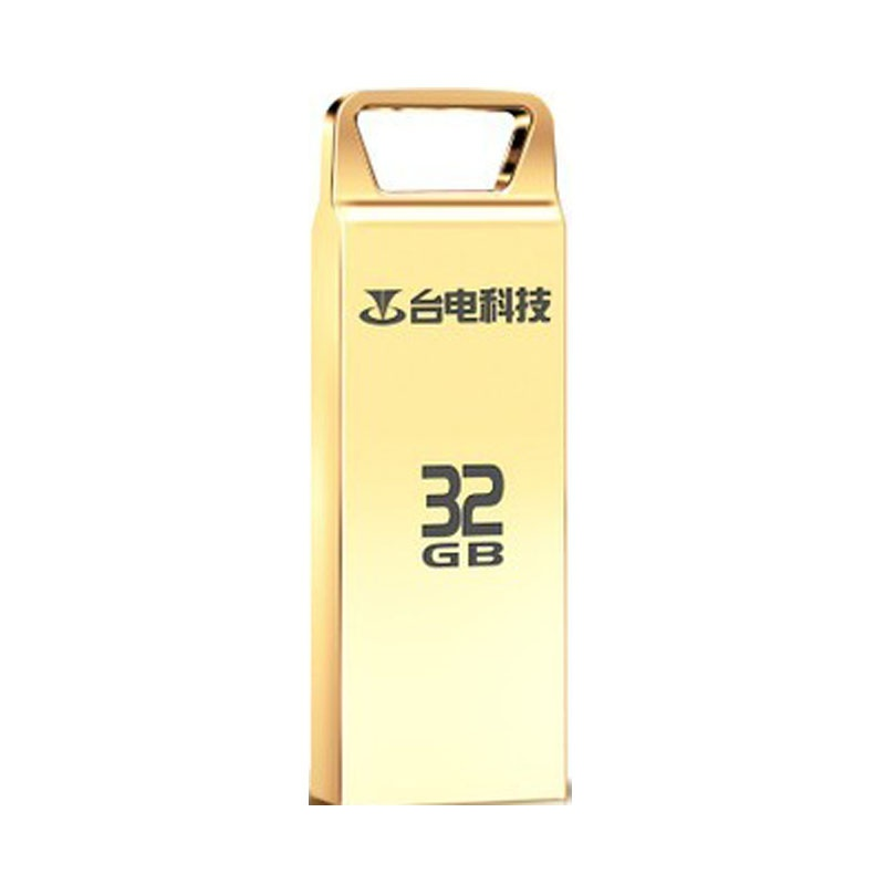 Taipower music flash 32g u disk u disk 32g creative u disk u disk waterproof metal plate 32gu