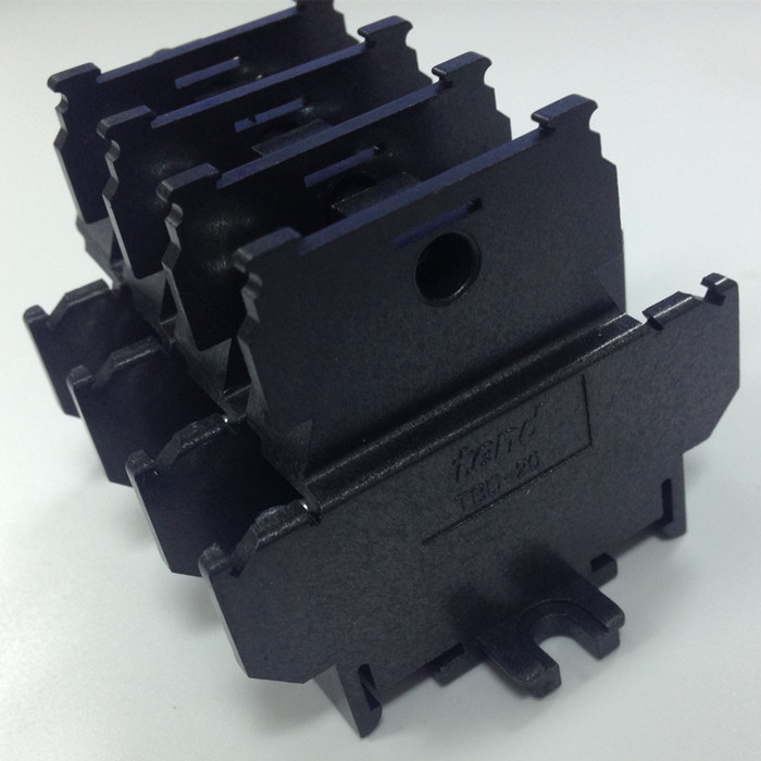 Taiwan days tend terminal terminal block tbd-20a double terminal block rail mounting