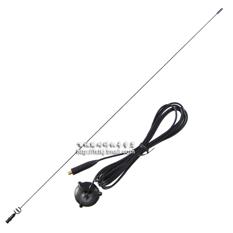 Taiwan eagles js-144 antenna segment hand sets talkie antenna high gain dual band antenna js144 vehicle suction cup