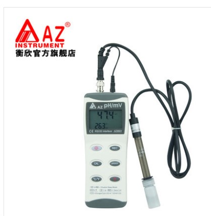 Taiwan heng xin az8601 ph test pen ph pen ph meter portable ph meter ph meter industrial ph meter ph value