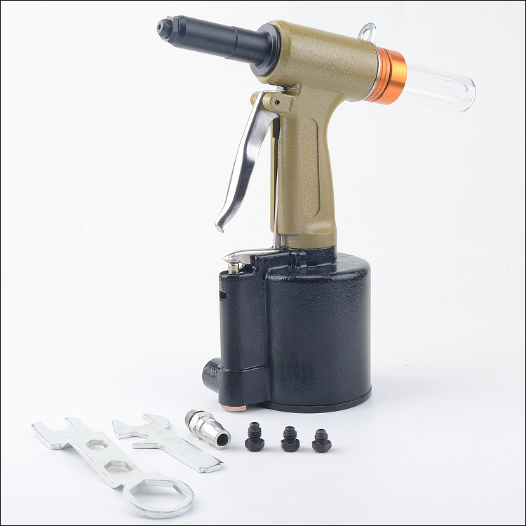 Taiwan jubilee fine head pneumatic rivet gun pneumatic rivet gun riveter rivet gun rivet machine light head