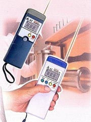 Taiwan's imports of AZ8886 infrared thermometer (-20 ~ 420 ℃, 8:1 now as, 0.3 ~ 1.0 adjustable ),