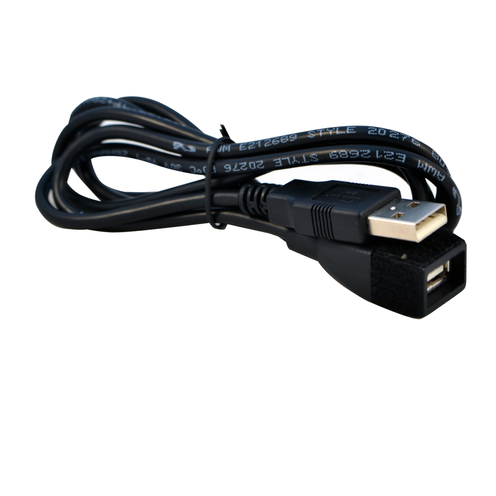 Tc usb2.0 extension cable extension cord am-af usb a male to a female cable 0.3/1.2/1.8 M