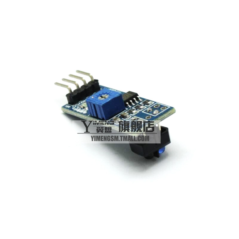 Tcrt5000 infrared reflective photoelectric switch tracking sensor tracking module tracking XTW-6