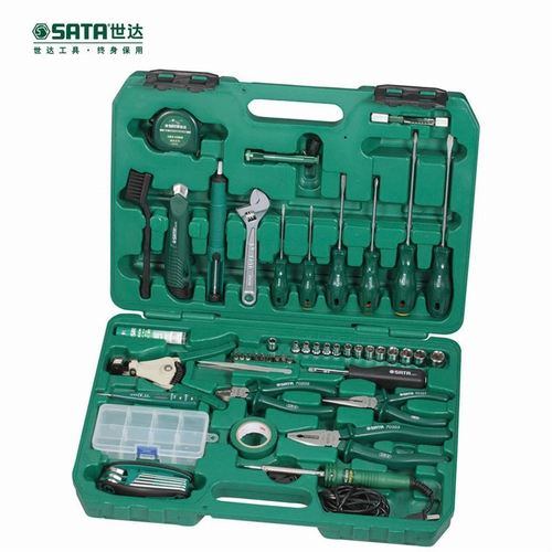 Telecommunications tools sata cedel hand tools 56 55件telecommunications repair kits 09536 electrical tools
