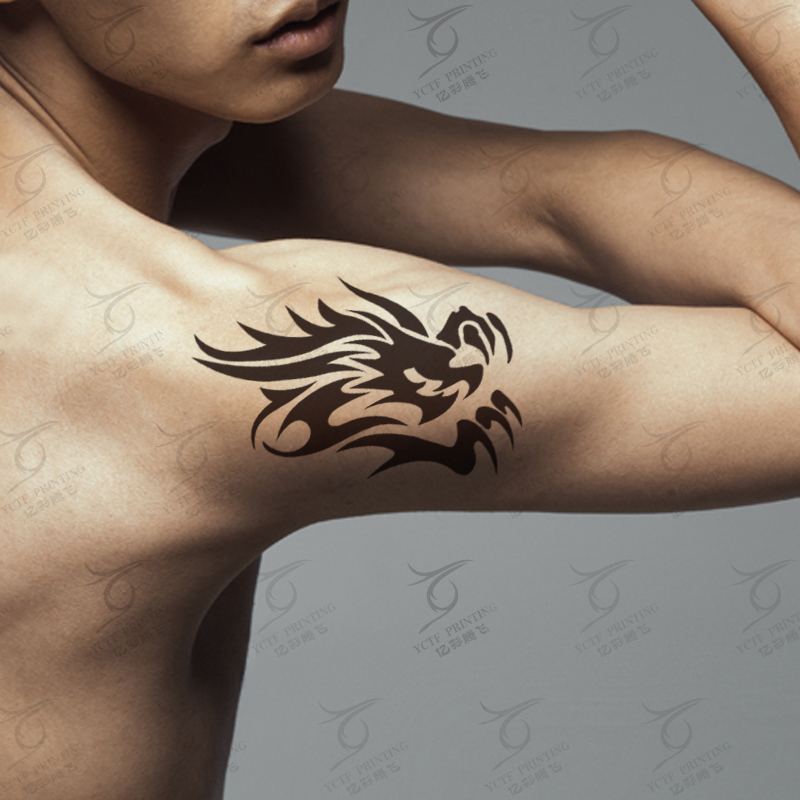 Tengfei 925-color leading tattoo original tattoo stickers tattoo stickers waterproof tattoo stickers male lasting tattoo stickers
