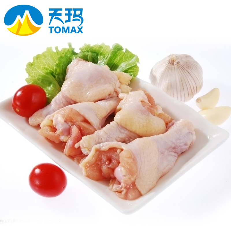 Tenma ecological authentic desert soil chicken wings root 2 of fresh frozen raw chicken chicken legs 1000g/bag