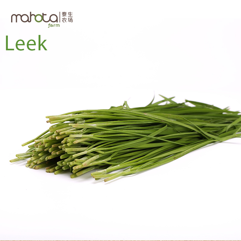 Thai health farm organic leek 250g mahota agricultural products organic fresh vegetables shanghai city distribution