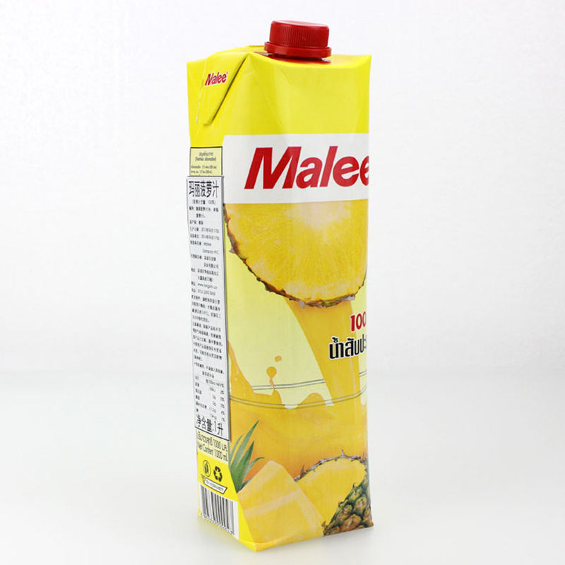 Thailand imported malee mary pineapple juice 1l