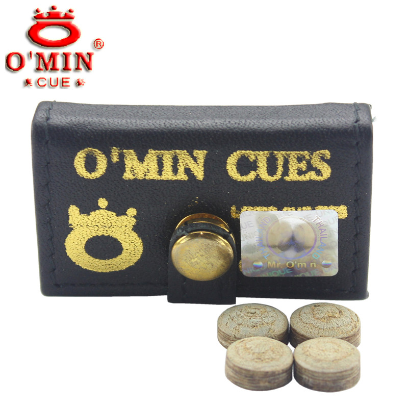 Thailand imported omin mystery gold 10mm45cm 11MM chinese black 8 ball snooker skin head head head head head