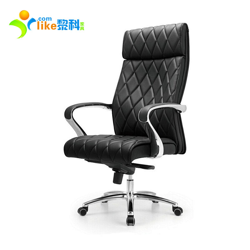 The managing director of the modern fashion boss chair office chair leather computer chair swivel chair home chair classes before the chair leather