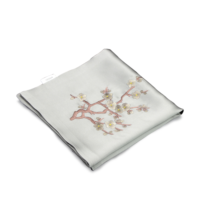 The name of the ancient art of embroidery hand embroidery chinese style silk handkerchief silk handkerchief embroidered handkerchief handkerchief ms.