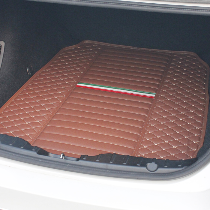 The new bmw 5 series trunk mat 2016 models 525 trunk mat boot of car mats bmw 528 bmw 523li 530