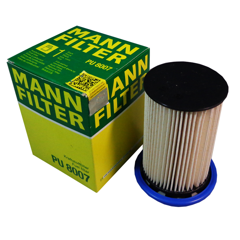 The new touareg cayenne 2 generation 3.0l 4.2l PU8007 krugman brand diesel filter diesel filter