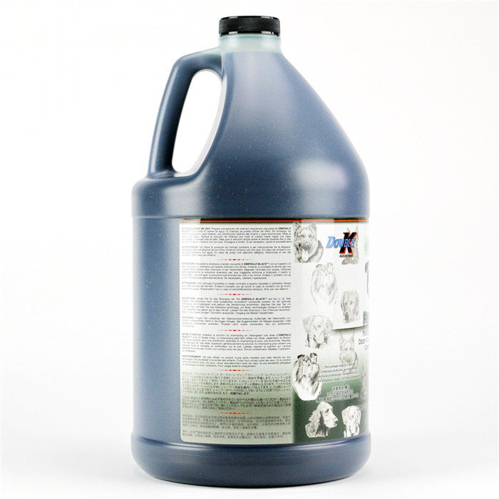 The united states imported double k mark pet supplies double k black knight black and dark hair 1 gallons