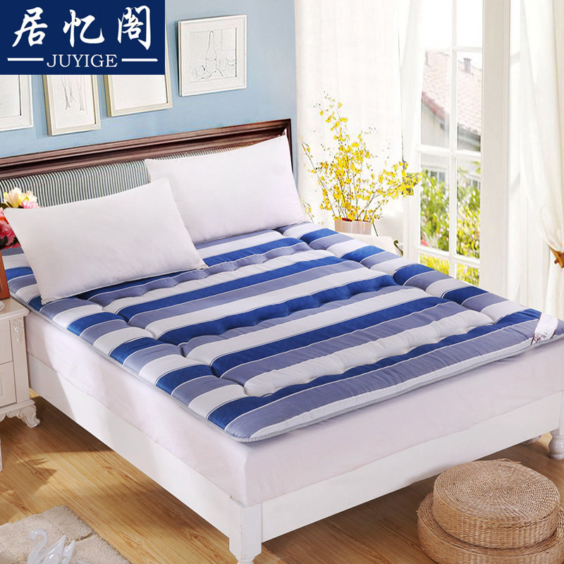 Thick brushed student dormitory 0.9 m 1.8 tatami mattress mattress bed mattress mattress single or double 1.5
