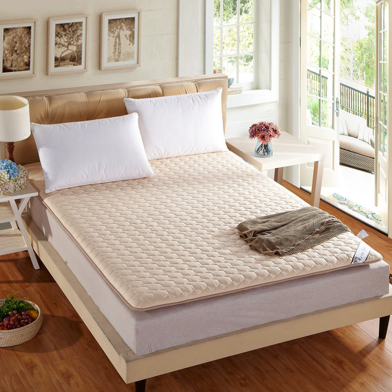 Thick cotton mattress tatami mattress student dormitory mattress to pave the way for 0.9/1/1.2/1.5/1.8 m