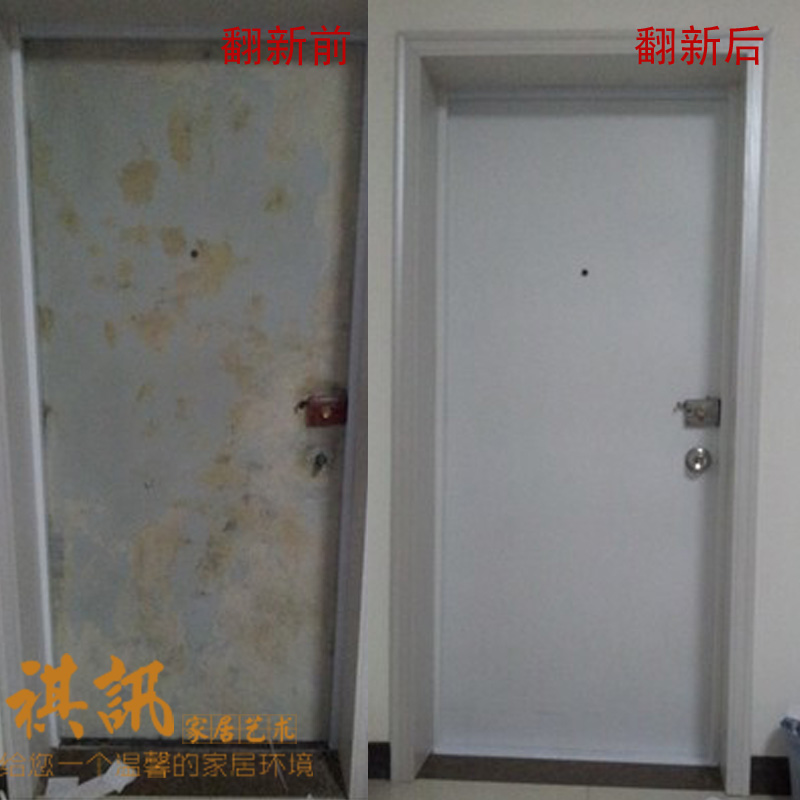 Thick white wood furniture refurbished stickers wallpaper adhesive wallpaper living room furniture wardrobe cabinets waterproof 60/122 cm