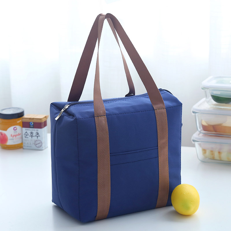 Thicker insulation bag lunch bag cooler bag lunch bag cooler bag cooler bag with rice bag hand bag lunch bag