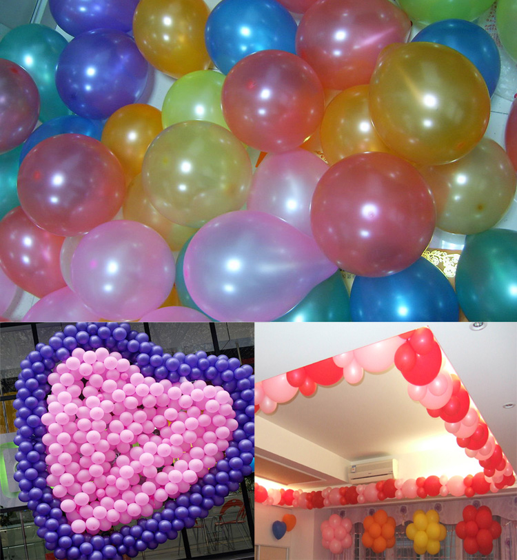 Thousands of connaught thick pearl balloons balloon wedding balloon wedding marriage room decoration birthday party balloon ball