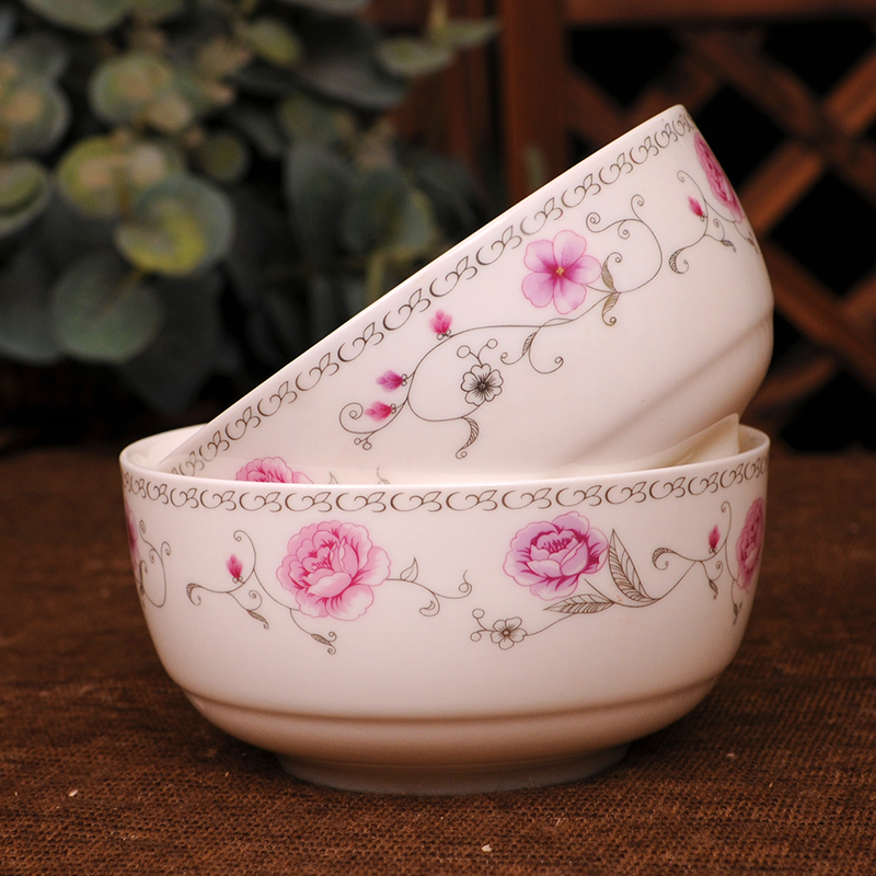 Three meals a day elegant ceramic dinnerware dishes dish spoon bowl dish