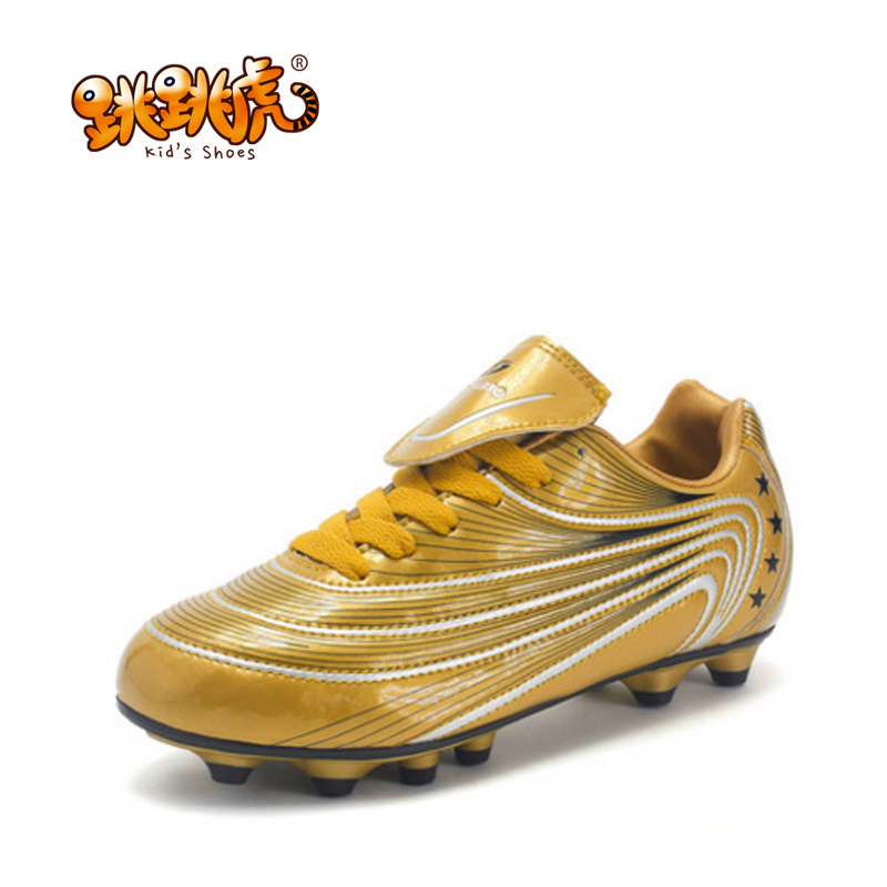 Tigger shoes football shoes 2016 summer and new children's shoes boys sports shoes broken nails artificial turf shoes student shoes