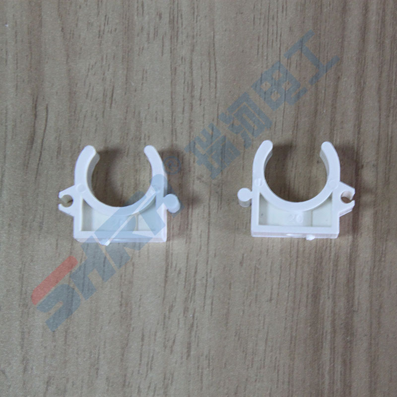 To fight the joint pvc pipe line pipe fittings pipe card card card u plastic buckle fixed tube card 16 Φ Φ 20 Φ 25