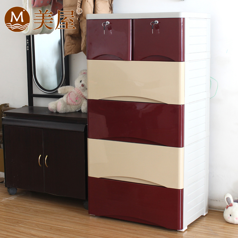 To increase the storage cabinet drawer storage cabinets lockers baby baby wardrobe cabinet drawer storage box finishing locker cabinet with lock solid