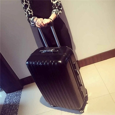 Trolley luggage suitcase caster 20 boarding travel box 24 inch password luggage male student ms. 22/26/28